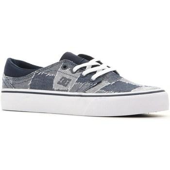 Schuhe Damen Sneaker Low DC Shoes Trase TX LE Grau