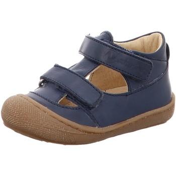 Schuhe Jungen Sandalen / Sandaletten Naturino Klettschuhe Puffy navy 2013359-01-0C02 blau