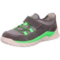 Schuhe Jungen Sneaker Low Ricosta Klettschuhe Moritz 4722100-451 grau