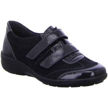 Schuhe Damen Sneaker Low Semler Slipper B6015/515-001 schwarz