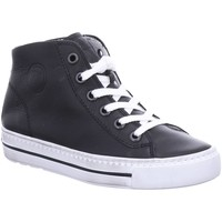 Schuhe Damen Sneaker High Paul Green 4735-086 schwarz