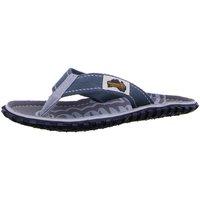 Schuhe Herren Zehensandalen Gumbies Badeschuhe  Australian Shoes 2217 cool grey 2217 grau
