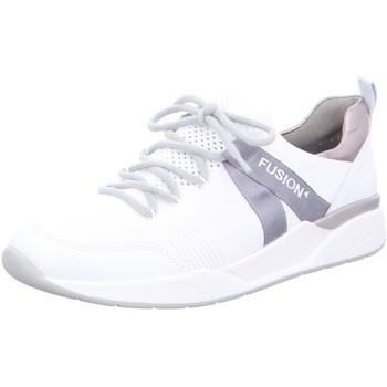 Schuhe Damen Sneaker Low Ara Schnuerschuhe L.A 14681-13 grau