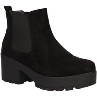Schuhe Damen Low Boots Coolway 27079700 Negro