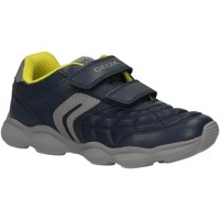 Schuhe Jungen Multisportschuhe Geox J744BB 000BC MUNFREY Azul