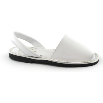 Schuhe Damen Sandalen / Sandaletten Ska -E19-IBIZA-DNB-BI Bianco