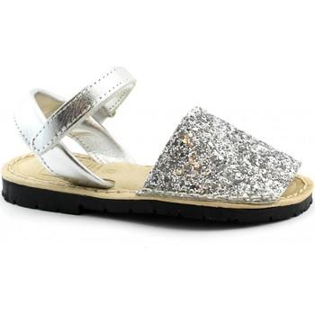Schuhe Mädchen Sandalen / Sandaletten Ska -E19-MAIORCA-PL Argento
