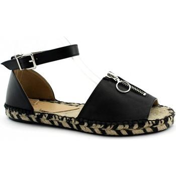 Schuhe Damen Sandalen / Sandaletten Ska -E19-REBEL-NE Nero