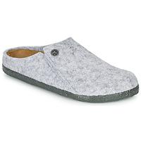 Schuhe Damen Pantoletten / Clogs Birkenstock ZERMATT STANDARD Grau