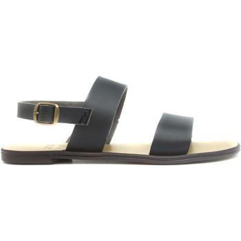 Schuhe Damen Sandalen / Sandaletten Nae Vegan Shoes Oxia Schwarz