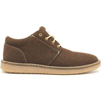Schuhe Damen Derby-Schuhe Nae Vegan Shoes Pipa Brown Braun