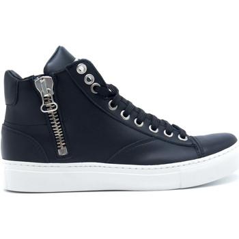 Schuhe Sneaker High Nae Vegan Shoes Milan Micro Schwarz