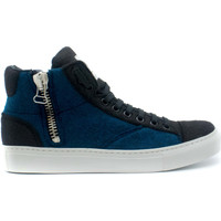 Schuhe Sneaker High Nae Vegan Shoes Milan Pet Blue Blau