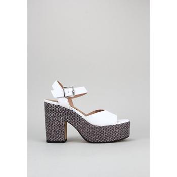 Schuhe Damen Sandalen / Sandaletten Krack Harmony 2400 Weiss