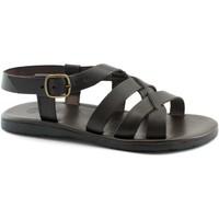 Schuhe Herren Sandalen / Sandaletten Zeus ZEU-CCC-1137-TM Marrone