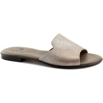Schuhe Damen Pantoletten Antichi Romani ANT-E19-849-CA Grigio