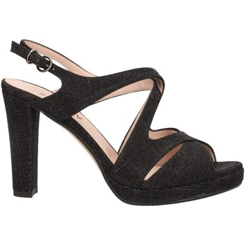 Schuhe Damen Sandalen / Sandaletten Silvana 987 BLACK