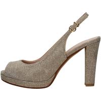 Schuhe Damen Sandalen / Sandaletten Silvana 452 ORO