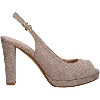 Schuhe Damen Sandalen / Sandaletten Silvana 452 PULVER