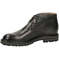 Schuhe Herren Boots Brecos VITELLO DEL grigi-grigio