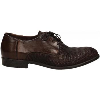Schuhe Herren Derby-Schuhe Hundred 100 INTRECCIO testa-di-moro