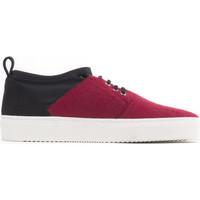 Schuhe Sneaker Low Nae Vegan Shoes Re-PET Rot