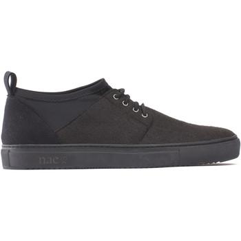 Schuhe Sneaker Low Nae Vegan Shoes Re-PET preto Schwarz