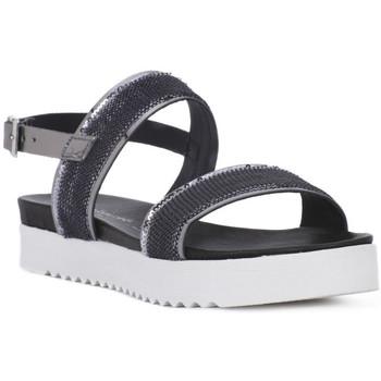 Schuhe Damen Sandalen / Sandaletten Sono Italiana PAILL CF Grigio