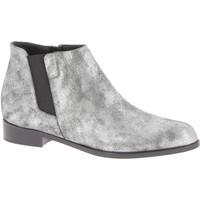 Schuhe Damen Low Boots Giuseppe Zanotti I47085 argento