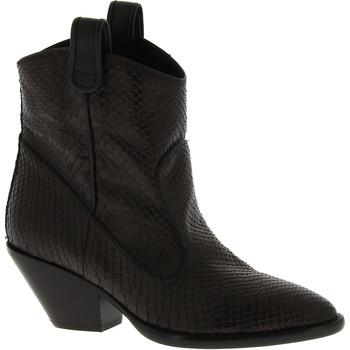 Schuhe Damen Klassische Stiefel Giuseppe Zanotti I47140 Testa di Moro