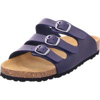 Schuhe Damen Pantoletten / Clogs Lico Bioline Classic marine