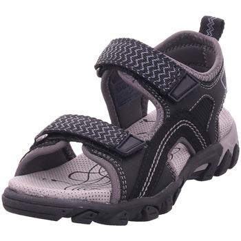 Schuhe Kinder Sandalen / Sandaletten Superfit - 4-00451-00 schwarz