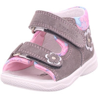 Schuhe Kinder Sandalen / Sandaletten Superfit - 4-00095-20 grau