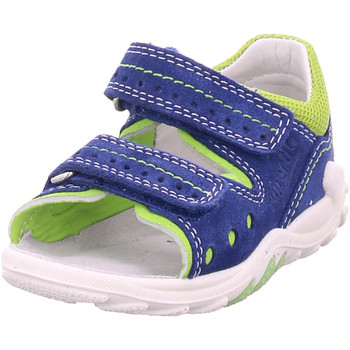 Schuhe Kinder Sandalen / Sandaletten Superfit - 4-00030-82 blau/grün