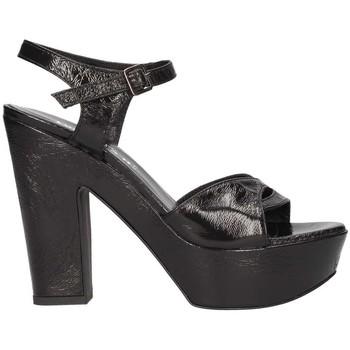 Schuhe Damen Sandalen / Sandaletten Martina B 19-691-c9-cr schwarz