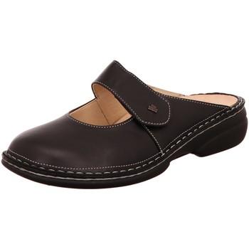 Schuhe Damen Pantoletten / Clogs Finn Comfort Pantoletten Stanford, 2552-014099 schwarz