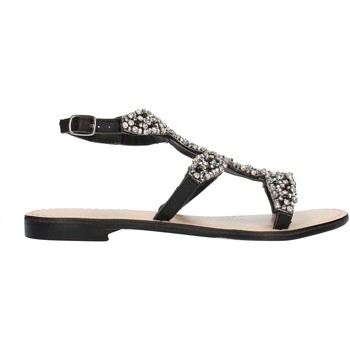 Schuhe Damen Sandalen / Sandaletten Cristin CATRIN9 schwarz