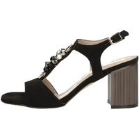 Schuhe Damen Sandalen / Sandaletten Comart 822905 Schwarz