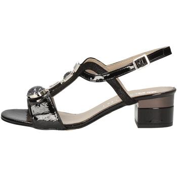 Schuhe Damen Sandalen / Sandaletten Comart 802849 BLACK