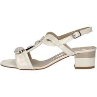 Schuhe Damen Sandalen / Sandaletten Comart 802849 WEISS