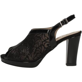 Schuhe Damen Sandalen / Sandaletten Comart 302924 BLACK