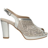 Schuhe Damen Sandalen / Sandaletten Comart 302924 Grau