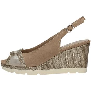 Schuhe Damen Sandalen / Sandaletten Comart 512885 SAND