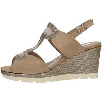 Schuhe Damen Sandalen / Sandaletten Comart 512884 SAND