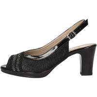 Schuhe Damen Sandalen / Sandaletten Comart 322803 Schwarz