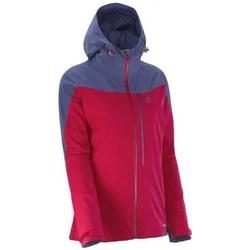 Kleidung Damen Jacken Salomon LA Cote Jkt W Lotus Rot,Violett