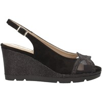 Schuhe Damen Sandalen / Sandaletten Comart 512885 Schwarz