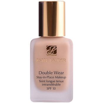 Beauty Damen Make-up & Foundation  Estee Lauder Double Wear Fluid Spf10 1n1-ivory Nude 30 ml