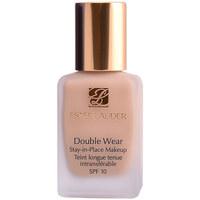 Beauty Damen Make-up & Foundation  Estee Lauder Double Wear Fluid Spf10 2n1-desert Beige 30 ml