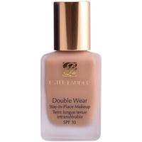 Beauty Damen Make-up & Foundation  Estee Lauder Double Wear Fluid Spf10 3c3-sandbar 30 ml